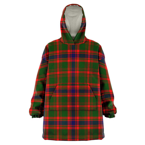 Nithsdale District Snug Hoodie - Unisex Tartan Plaid Front
