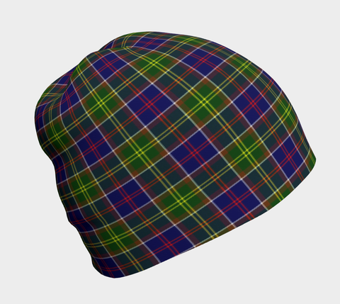 Ayrshire District  Tartan Beanie Clothing and Apparel