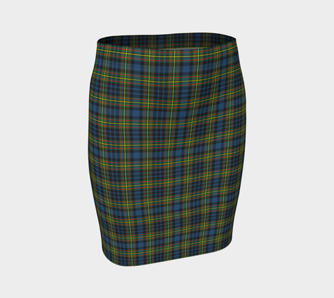 Tartan Fitted Skirt - MacLellan Ancient | Special Custom Design