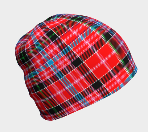 Aberdeen District  Tartan Beanie Clothing and Apparel