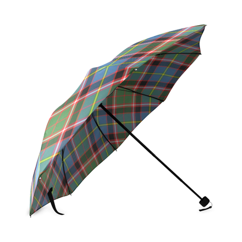 Image of Aikenhead Crest Tartan Umbrella TH8