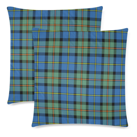 MacLeod of Harris Ancient decorative pillow covers, MacLeod of Harris Ancient tartan cushion covers, MacLeod of Harris Ancient plaid pillow covers