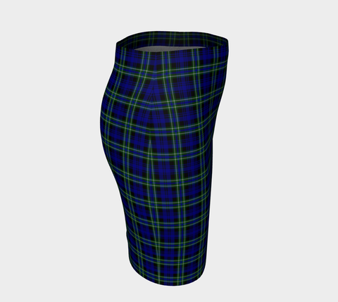Tartan Fitted Skirt - Arbuthnot Modern | Special Custom Design
