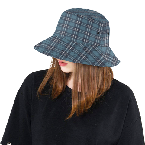 Earl Of St Andrews Tartan Bucket Hat for Women and Men