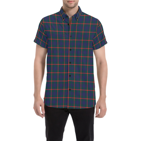 Image of Tartan Shirt - Agnew Modern | Exclusive Over 500 Tartans | Special Custom Design