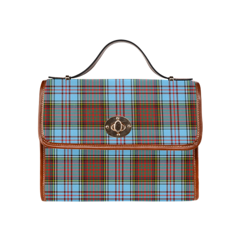 Anderson Ancient Tartan Canvas Bag | Special Custom Design