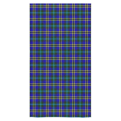 Weir Modern Tartan Towel TH8