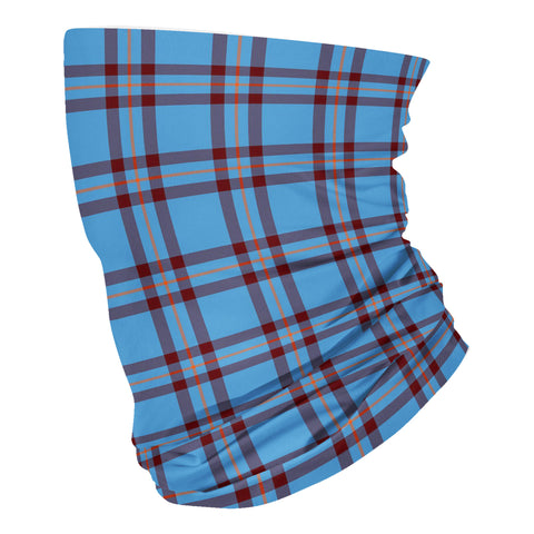 Scottish Elliot Ancient Tartan Neck Gaiter HJ4 (USA Shipping Line)