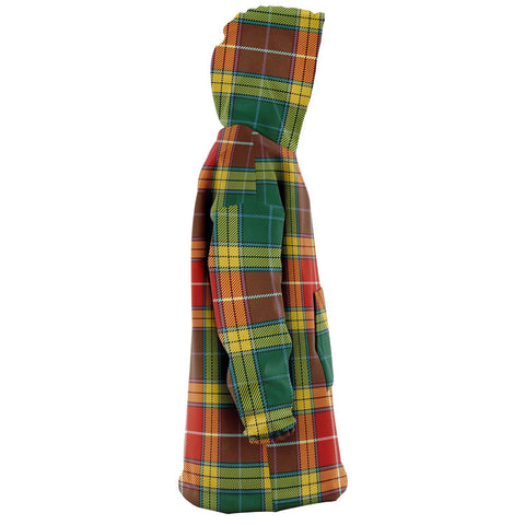 Buchanan Old Sett Snug Hoodie - Unisex Tartan Plaid Right