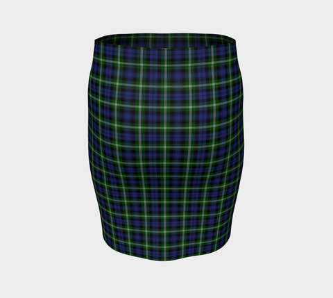 Tartan Fitted Skirt - Baillie Modern | Special Custom Design