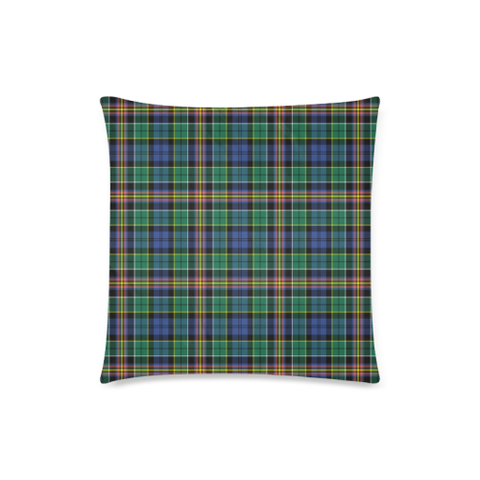Image of Allison decorative pillow covers, Allison tartan cushion covers, Allison plaid pillow covers