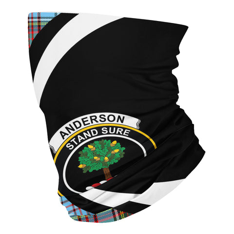 Anderson Ancient Tartan Neck Gaiter Circle HJ4 (USA Shipping Line)