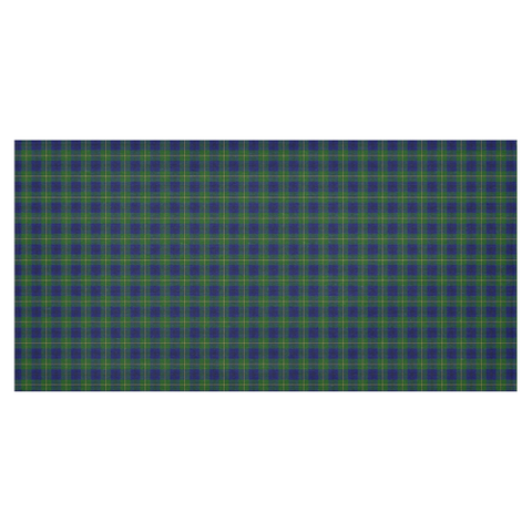 Johnston Modern Tartan Tablecloth | Home Decor