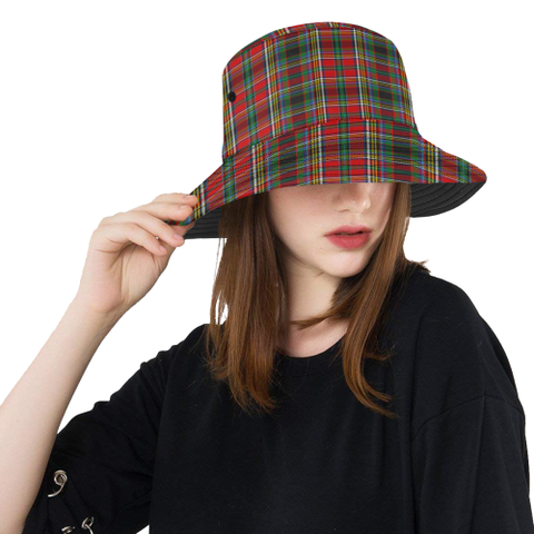 Anderson Of Arbrake Tartan Bucket Hat for Women and Men | Scottishclans.co