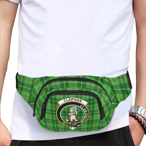 Clephan (or Clephane) Fanny Pack | Tartan Bum Bag | Hot Sale