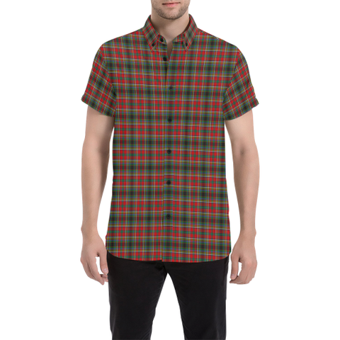 Tartan Shirt - Anderson of Arbrake | Exclusive Over 500 Tartans | Special Custom Design