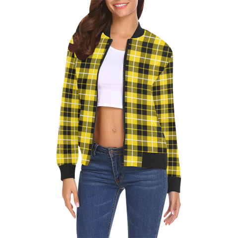 Barclay Dress Modern Tartan Bomber Jacket | Scottish Jacket | Scotland Clothing