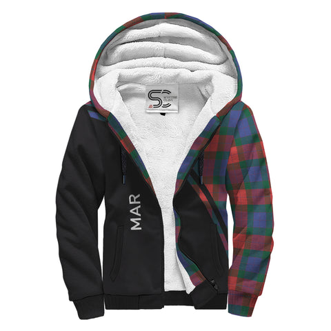 Image of Mar Tartan Hoodie (Sherpa) - Curve Version
