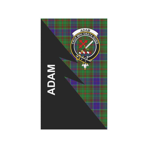 "Adam Tartan Garden Flag - Flash Style 36"" x 60"""