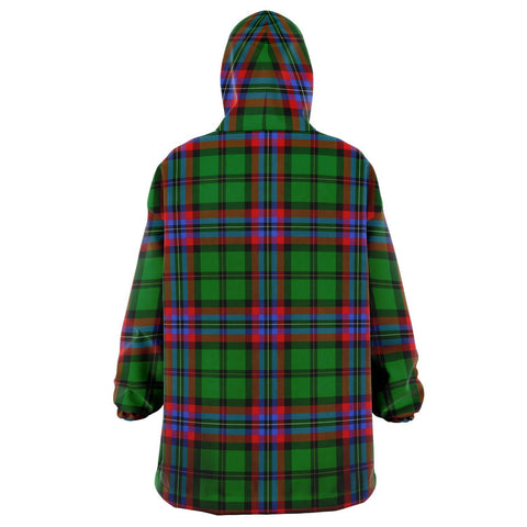 Image of McGeachie Snug Hoodie - Unisex Tartan Plaid Back