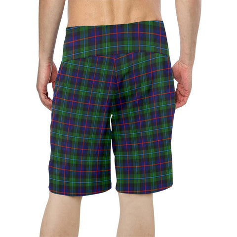 Image of Campbell of Cawdor Modern Tartan Board Shorts TH8