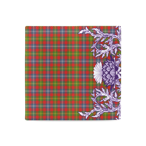 Forrester Tartan Wallet Women's Leather Wallet A91 | Over 500 Tartan