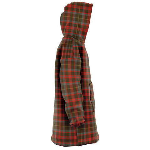 MacKintosh Hunting Weathered Snug Hoodie - Unisex Tartan Plaid Right