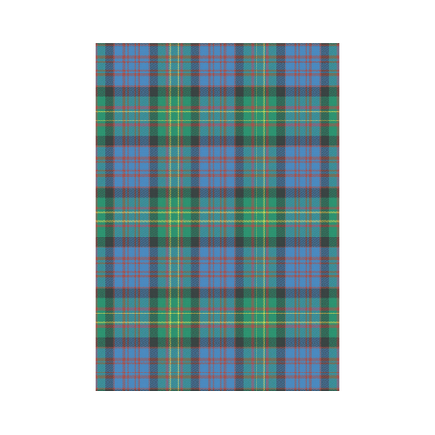 Image of Bowie Ancient Tartan Flag K7