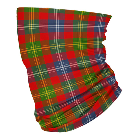 Scottish Forrester Tartan Neck Gaiter HJ4 (USA Shipping Line)