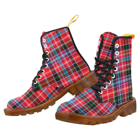 Image of Aberdeen District Martin Boot | Scotland Boots | Over 500 Tartans