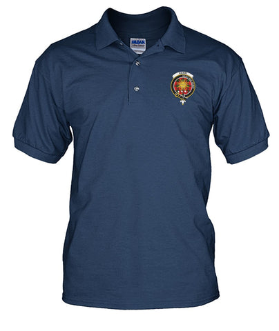 Image of Kerr Tartan Polo Shirts for Men and Women