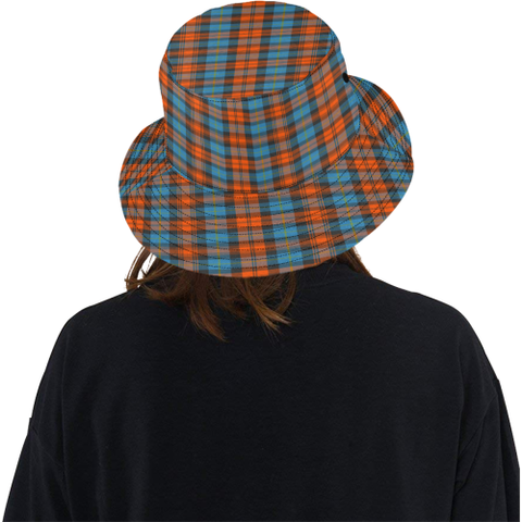 Image of Maclachlan Ancient Tartan Bucket Hat for Women and Men