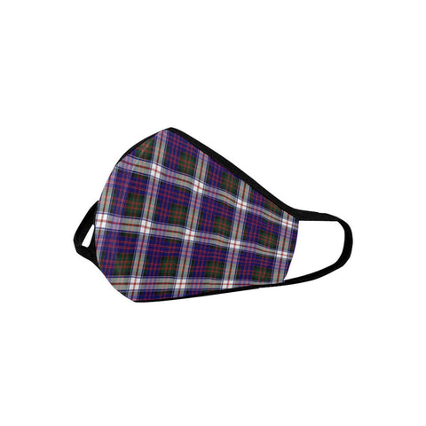 MacDonald Dress Modern Tartan Mouth Mask With Filter | scottishclans.co