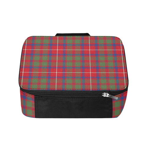 Shaw Red Modern Bag - Portable Insualted Storage Bag - BN