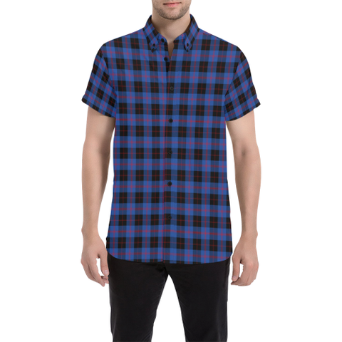Tartan Shirt - Angus Modern | Exclusive Over 500 Tartans | Special Custom Design