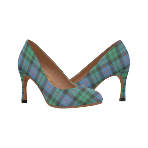 Morrison Ancient Plaid Heels