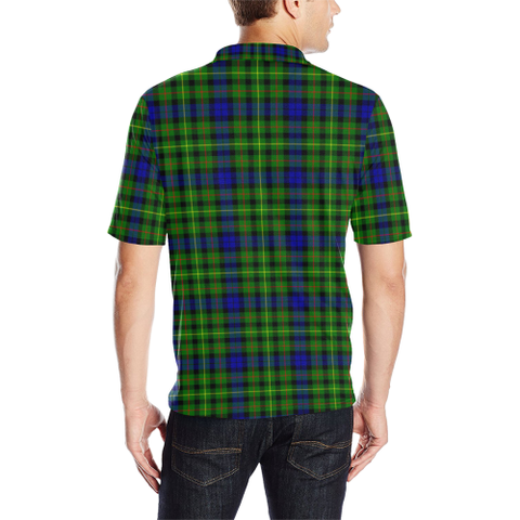 Image of Rollo Modern Tartan Polo Shirt HJ4