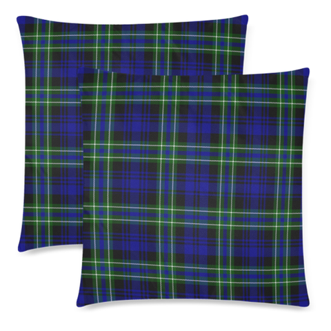 Image of Arbuthnot Modern decorative pillow covers, Arbuthnot Modern tartan cushion covers, Arbuthnot Modern plaid pillow covers