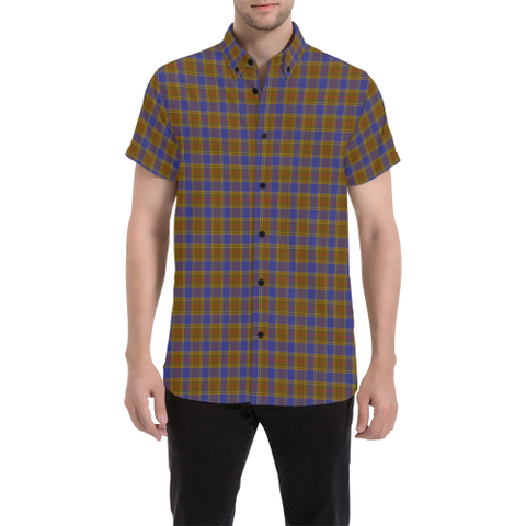 Tartan Shirt - Balfour Modern | Exclusive Over 500 Tartans | Special Custom Design