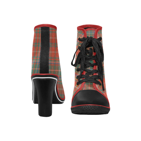 Tartan Heel - Macdougall Ancient | Hot Sale | Online Orders Only | 500 Tartans