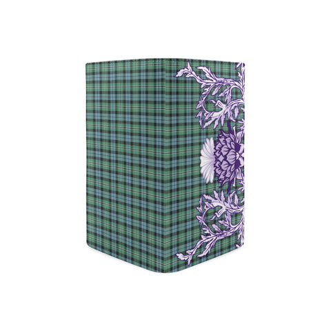 Melville Tartan Wallet Women's Leather Thistle A91