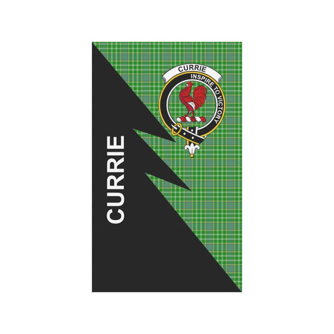 "Currie Tartan Garden Flag - Flash Style 36"" x 60"""