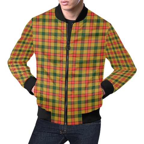 Baxter Tartan Bomber Jacket | Scottish Jacket | Scotland Clothing