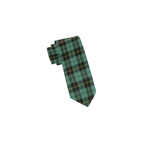 Image of Wallace Hunting Ancient Tartan Tie