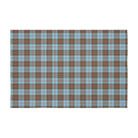 Image of Anderson Ancient Tartan Tablecloth | Home Decor