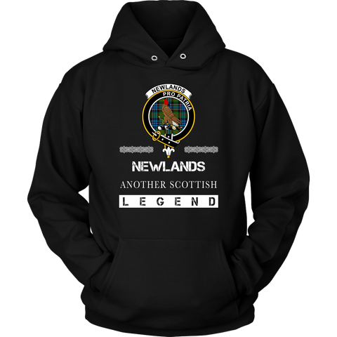 Newlands Scottish Legend T-shirt And Hoodie | Scotland Clothing | Hot Sale