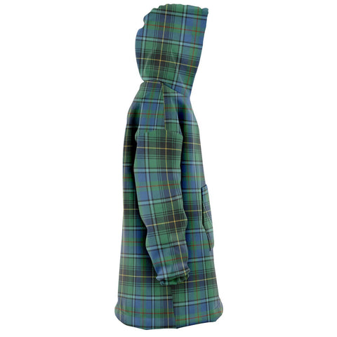 MacInnes Ancient Snug Hoodie - Unisex Tartan Plaid Right