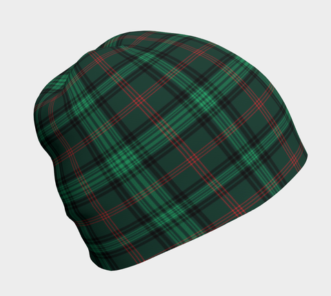 Ross Hunting Modern Tartan Beanie Clothing and Apparel