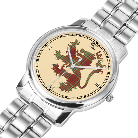 MacGillivray Hunting Ancient Tartan Watch Lion Scottish Vesion K7