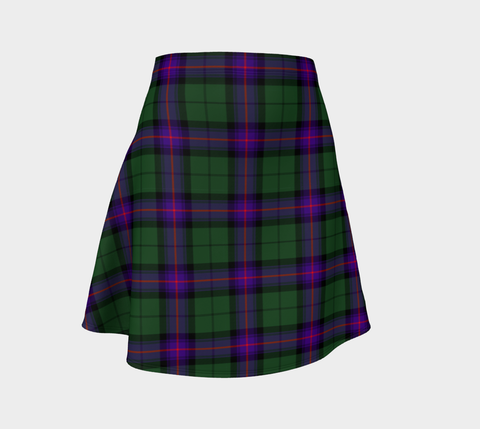 Tartan Flared Skirt - Armstrong Modern |Over 500 Tartans | Special Custom Design | Love Scotland